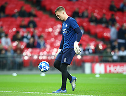 November 6, 2018 - London, England, United Kingdom - London, England - November 06, 2018.Yanick van Osch of PSV Eindhoven during the pre-match warm-up .during Champion League Group B between Tottenham Hotspur and PSV Eindhoven at Wembley stadium , London, England on 06 Nov 2018. (Credit Image: © Action Foto Sport/NurPhoto via ZUMA Press)