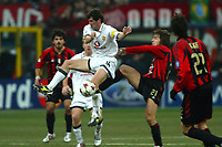 Milan 08-03-2005<br />Champions League 2004-2005<br />Milan Manchester United<br />nella  foto Keane<br />Foto Snapshot / Graffiti