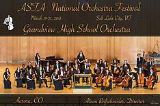 Grandview High School Orchestra