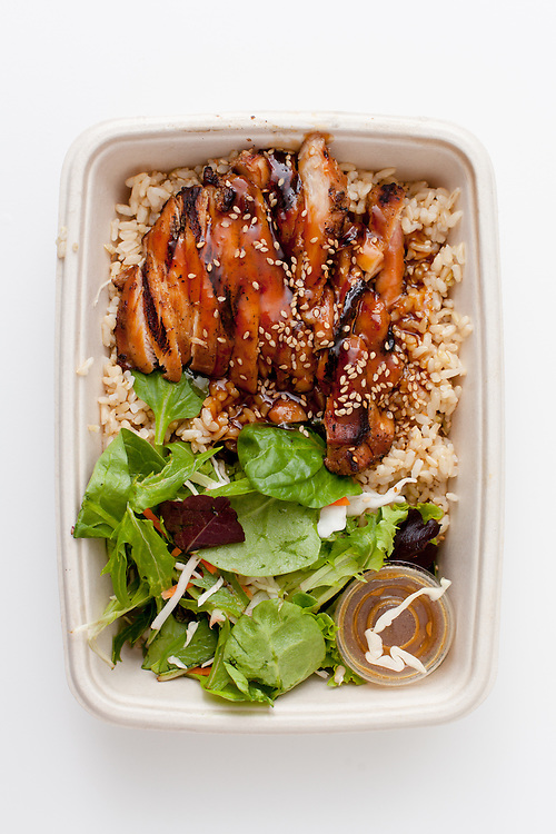 Chicken Teriyaki from Glaze ($8.70)