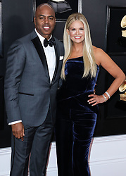 LOS ANGELES, CA, USA - FEBRUARY 10: 61st Annual GRAMMY Awards held at Staples Center on February 10, 2019 in Los Angeles, California, United States. 10 Feb 2019 Pictured: Kevin Frazier, Nancy O'Dell. Photo credit: Xavier Collin/Image Press Agency / MEGA TheMegaAgency.com +1 888 505 6342