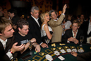 The launch of the new James Bond book Devil May Care, by Sebastian Faulks. 27 May at FIFTY, St James. London *** Local Caption *** -DO NOT ARCHIVE-© Copyright Photograph by Dafydd Jones. 248 Clapham Rd. London SW9 0PZ. Tel 0207 820 0771. www.dafjones.com.