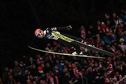 26.01.2020, Wielka Krokiew, Zakopane, POL, FIS Weltcup Skisprung, Zakopane, Herren, Wertungsdurchgang, im Bild Daniel Huber (AUT) // Daniel Huber (AUT) during his competition jump of FIS Ski Jumping world cup at the Wielka Krokiew in Zakopane, Poland on 2020/01/26. EXPA Pictures © 2020, PhotoCredit: EXPA/ Tadeusz Mieczynski