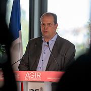Jean-Christophe Cambadélis - premier secrétaire du parti socialiste
