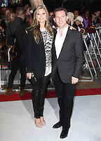 Holly Valance; Nick Candy The Twilight Saga: Breaking Dawn Part 1 UK Premiere, Westfield Startford City, London, UK. 16 November 2011. Contact rich@pictured.com +44 07941 079620 (Picture by Richard Goldschmidt)