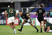 Aaron SMITH (NZL) during the Japan 2019 Rugby World Cup Pool B match between New Zealand and South Africa at the International Stadium Yokohama in Yokohama on September 21, 2019. Photo Kishimoto / ProSportsImages / DPPI