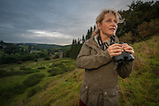 Outdoor educator and naturalist, Amy Beer on her local patch in Yorkshire, for BBC Wildlife magazine.