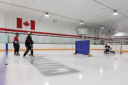 July 13, 2011; Englewood, NJ; USA; Cutting Edge Hockey Training Facility