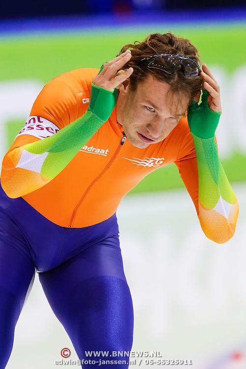 NLD/Heerenveen/20130111 - ISU Europees Kampioenschap Allround schaatsen 2013, 500 meter, Renz Rotteveel