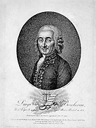 Luigi Rodolfo Boccherini (February 19, 1743 – May 28, 1805) was an Italian classical era composer and cellist whose music retained a courtly and galante style. Boccherini is most widely known for one particular minuet from his String Quintet in E, Op. 11, No. 5 (G 275), and the Cello Concerto in B flat major (G 482)