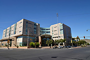 """Immigration hearings and Operation Streamline hearings are held at the federal courthouse, Evo A. DeConcini U.S. Courthouse, United States District Court, District of Arizona, Tucson, Arizona, USA.  Those slated for immigration hearings are transported by bus to the courthouse.  Operation Streamline is a joint initiative of the Department of Homeland Security and Department of Justice in the United States, started in 2005, that adopts a """"zero-tolerance"""" approach to unauthorized border-crossing by engaging in criminal prosecution of those engaging in it. Entering without inspection is a misdemeanor, and re-entering after deportation is a felony."""