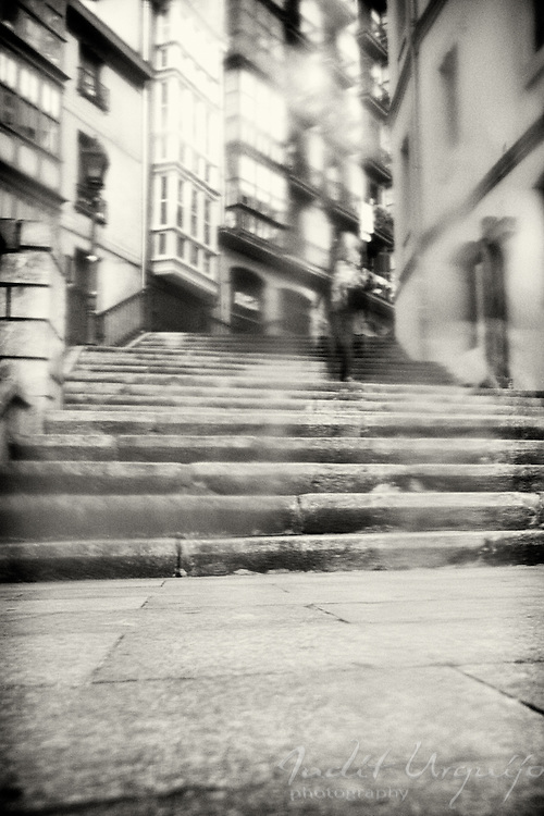 An endless staircase