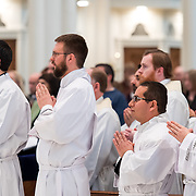 2018 Transitional Deacon Ordination