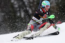 LIGETY Ted of USA during the 1st Run of Men's Slalom - Pokal Vitranc 2013 of FIS Alpine Ski World Cup 2012/2013, on March 10, 2013 in Vitranc, Kranjska Gora, Slovenia.  (Photo By Vid Ponikvar / Sportida.com)
