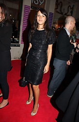 LISA MOORISH at a party to launch Pearl Lowe's fashion held at The Cross. 141 Portland Road, Holland Park, W11 on 30th October 2006.<br /><br />NON EXCLUSIVE - WORLD RIGHTS