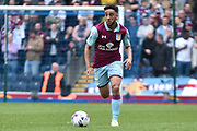 Aston Villa Defender, Neil Taylor (3)  during the EFL Sky Bet Championship match between Blackburn Rovers and Aston Villa at Ewood Park, Blackburn, England on 29 April 2017. Photo by Mark Pollitt.
