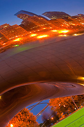 Cloud Gate, Millennium Park, Chicago