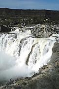USA, Idaho, Twin Falls, Shoshone Falls