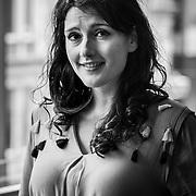 NLD/Amsterdam/20140428 - Perspresentatie cast Bedscenes, Tina de Bruin