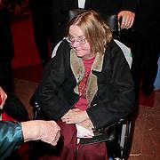 NLD/Amsterdam/20120115 - Premiere Suskind, Job Cohen en partner Lydie