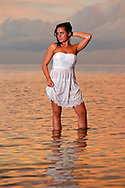 Senior photos of Allison Deane, River Ridge Class of 2012, by Mike Carlson Photography