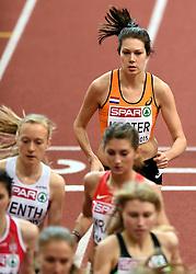 06-03-2015 CZE: European Athletics Indoor Championships, Prague<br /> Maureen Koster NED