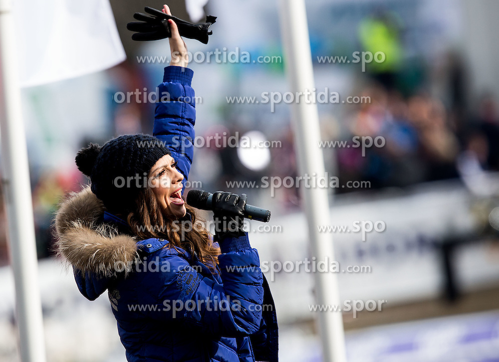 Natalija Verboten performs during 7th Ladies' Giant slalom at 52nd Golden Fox - Maribor of Audi FIS Ski World Cup 2015/16, on January 30, 2016 in Pohorje, Maribor, Slovenia. Photo by Vid Ponikvar / Sportida