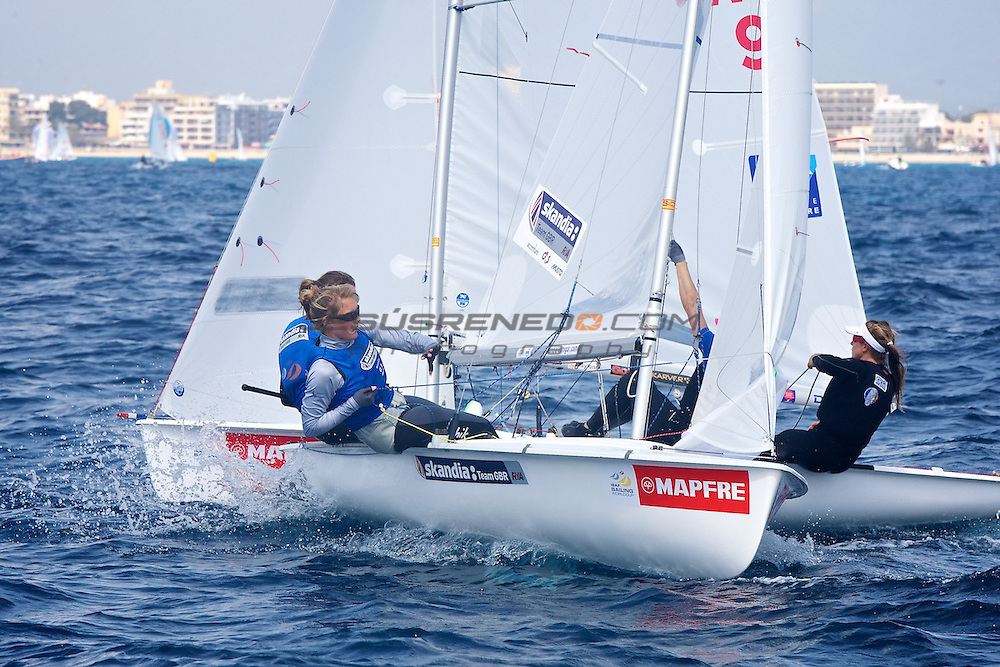 43 TROFEO S.A.R. PRINCESA SOFIA MAPFRE.Isaf  SWC Event.4th day of racing