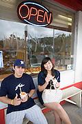 Waiola Shave Ice and Bakery, Waikiki, Oahu, Hawaii