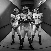 Rutgers Scarlet Knights Football portrait shoot on Friday, June 26, 2015.<br /> Ben Solomon/Rutgers Athletics