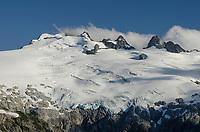 Mount Challenger, elevation: 8236 ft / 2510 m North Cascades National Park