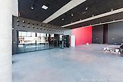 L'Amphithéâtre Cogéco de Trois-Rivières - Architecte en consortium : Paul Laurendeau | François R Beauchesne - Architecte concepteur : Paul Laurendeau - Photographie © Marc Gibert / adecom.ca