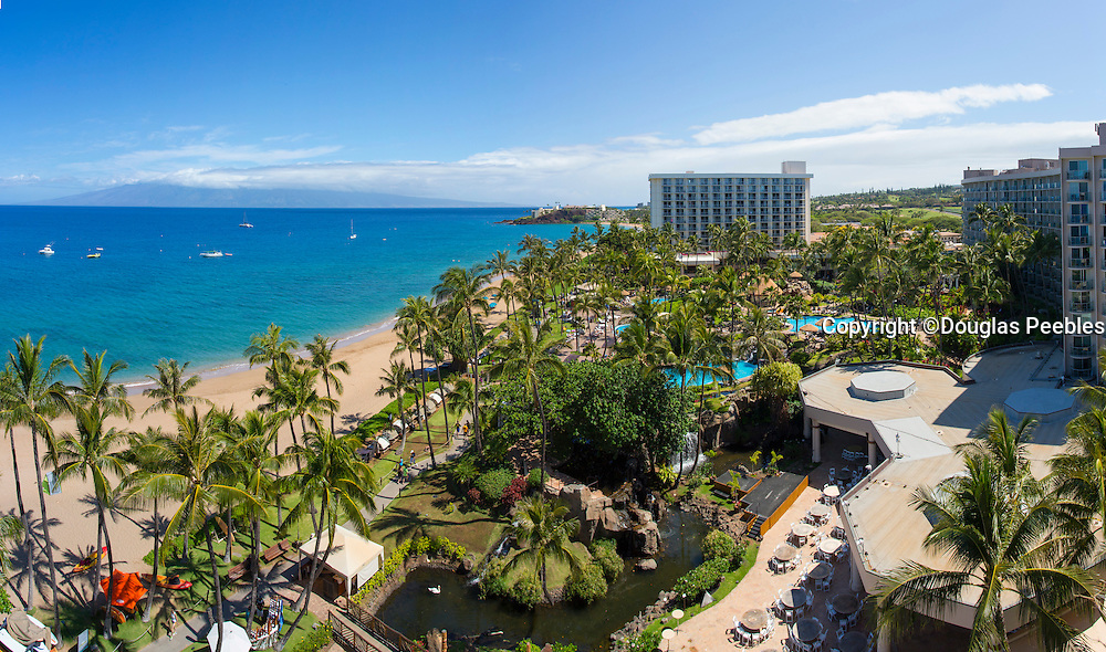 Kaanapali Beach, Maui, Hawaii