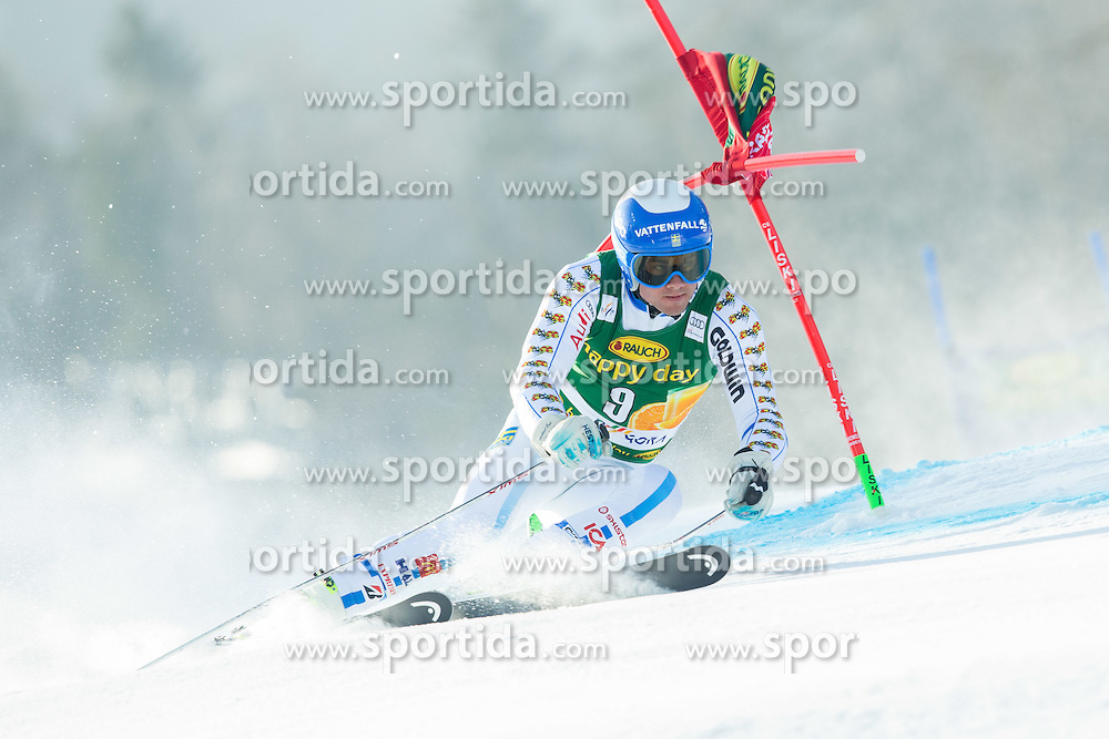 OLSSON Matts of Sweden competes during Men Giant Slalom race of FIS Alpine Ski World Cup 54th Vitranc Cup 2015, on March 14, 2015 in Kranjska Gora, Slovenia. Photo by Vid Ponikvar / Sportida