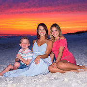 Grady Family Beach Photos