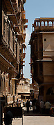 Downtown Jaisalmer - Rajasthan - India 2011