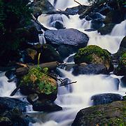 Angel´s veil waterfall. Valle de Bravo. Estado de Mexico. Mexico.