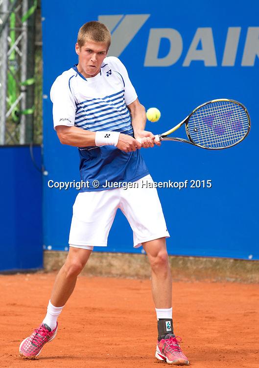 Sebastian Prechtel (GER),<br /> BMW Open 2015, MTTC Iphitos,<br /> Tennis - ATP -  Muenchen  - Germany  -