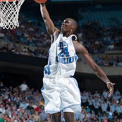 2004-11-05 Winston-Salem State at North Carolina Tar Heels Basketball