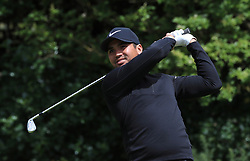 Australia's Jason Day tees off the 5th during day one of The Open Championship 2017 at Royal Birkdale Golf Club, Southport. PRESS ASSOCIATION Photo. Picture date: Thursday July 20, 2017. See PA story GOLF Open. Photo credit should read: Peter Byrne/PA Wire. RESTRICTIONS: Editorial use only. No commercial use. Still image use only. The Open Championship logo and clear link to The Open website (TheOpen.com) to be included on website publishing. Call +44 (0)1158 447447 for further information.