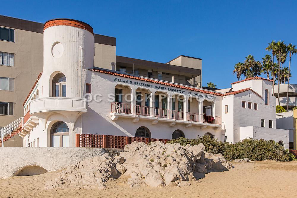 William G Kerckhoff Marine Laboratory California Institute