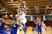 LIGNANO SABBIADORO, 11 LUGLIO 2015<br /> BASKET, EUROPEO MASCHILE UNDER 20<br /> ITALIA-FRANCIA<br /> NELLA FOTO: Luca Venato<br /> FOTO FIBA EUROPE/CASTORIA