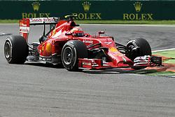 07.09.2014, Autodromo di Monza, Monza, ITA, FIA, Formel 1, Grand Prix von Italien, Renntag, im Bild Kimi Raikkonen from Ferrari // during the race day of Italian Formula One Grand Prix at the Autodromo di Monza in Monza, Italy on 2014/09/07. EXPA Pictures © 2014, PhotoCredit: EXPA/ Eibner-Pressefoto/ Cezaro<br /> <br /> *****ATTENTION - OUT of GER*****