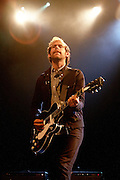 Bryce Dessner of the National perform in support of High Violet on October 18, 2010 at the Fillmore Auditorium in Denver, Colorado