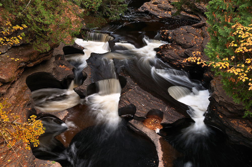 Porcupine Mountains State Park, Michigan's Upper Peninsula