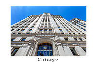 Chicago's historic Wrighley building