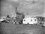 Ballinasloe Horse Fair - Special for Liam Robinson.06.10.1952