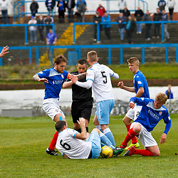 Cowdenbeath v Forfar | Scottish League Two | 29 April 2017