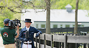 Michael Jung (GER) during the Rolex Kentucky 3-Day Event at the Kentucky Horse Park in Lexington, Kentucky, April 28, 2017.