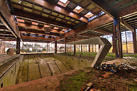 Grossinger's Abandoned Resort Liberty NY. Catskills New York